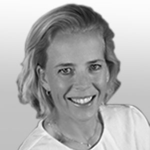 Headshot of Alexia Michiels co-founder of Resilience Institute Europe